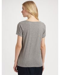 Marc By Marc Jacobs | Blue Space Tee | Lyst