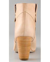 Rebecca Minkoff | Pink Doll Pull Tab Booties | Lyst