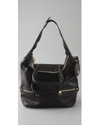 See By Chloé | Black Tomo Convertible Small Shoulder Bag | Lyst