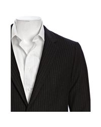 Theory | Gray Dark Stealth Stripe Kris Hl Dictator 2-button Jacket for Men | Lyst