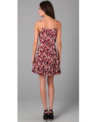 Thayer | Multicolor Wild One Mini Dress | Lyst