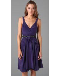 Vena Cava - Purple De Rohe Dress - Lyst