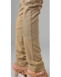 By Malene Birger | Green Asymmetrical Harem Pants | Lyst