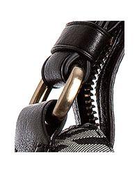 Givenchy - Black Logo Canvas Large Zip Hobo - Lyst