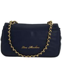 Love Moschino | Blue Mosquilted | Lyst