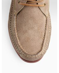 Frye | Natural Mason Suede Chukka Boots for Men | Lyst