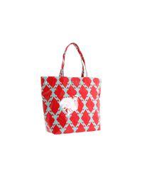 kate spade new york | Pink Daycation Bon Shopper | Lyst
