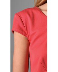 Twenty8Twelve | Red Daisy Dress | Lyst