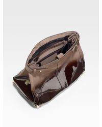 Alexander Wang - Brown Ombre Adele Clutch - Lyst