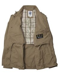 Barbour | Natural Washed Twill International Jacket for Men | Lyst