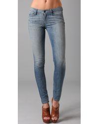 Rezin | Blue Lariat Super Skinny Jeans | Lyst