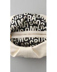 Marc By Marc Jacobs - White Classic Q Natasha Messenger Bag - Lyst