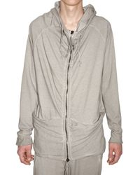 Silent - Damir Doma | Gray Heavy Jersey for Men | Lyst