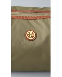 Tory Burch - Green Nylon Dopp Kit - Lyst