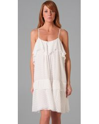 Antik Batik | White Hypno Dress | Lyst