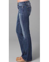 Joe's Jeans - Blue The Provocateur Petite Jeans - Lyst