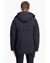Canada Goose | Blue Constable Parka for Men | Lyst