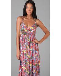 Rachel Pally - Pink Lala Long Dress - Lyst
