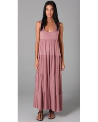 Rachel Pally | Pink Beach Long Dress | Lyst