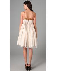 By Malene Birger | Natural Manrida Summer Vail Dress | Lyst