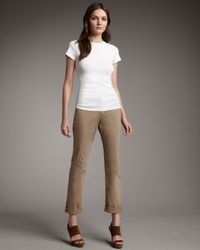 James Jeans | Natural Triumph Tapered Trousers | Lyst