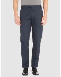 Raf Simons   Blue Dress Pants for Men   Lyst
