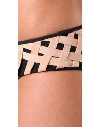 Zimmermann | Pink Thistle Weave Underwire Bikini | Lyst