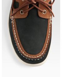 Timberland - Brown City Adventure Boat Shoes/blue for Men - Lyst