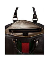 Gucci - Black Vintage Web Bag - Lyst