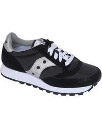 Saucony | Black Jazz  Sneakers | Lyst