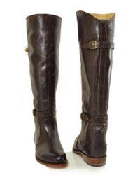 Frye - Dorado - Brown Leather Riding Boot - Lyst