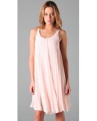Zimmermann | Pink Vertigo Sunray Dress | Lyst