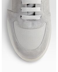 Ferragamo - White World Travel 2 Sneakers for Men - Lyst