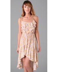 Shakuhachi - Natural Day Tripper Cami Dress - Lyst