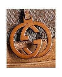 Gucci | Natural Charm Medium Top Handle Bag | Lyst