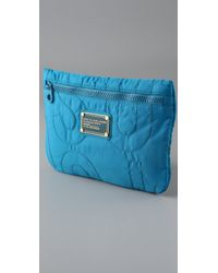 Marc By Marc Jacobs - Blue Pretty Nylon Pouch - Lyst