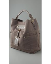 Marc By Marc Jacobs - Brown Preppy Nylon Hobo - Lyst