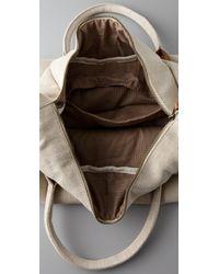 American Vintage | Natural Weekend Bag | Lyst
