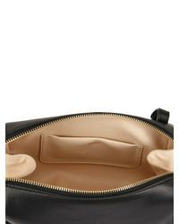 Chloé | Black Leather Wristlet Bag | Lyst
