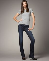 Rock & Republic - Blue Boot-cut Jeans - Lyst
