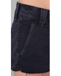Hudson Jeans - Blue Princeton Shorts - Lyst