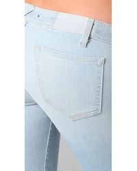 Textile Elizabeth and James   Blue Jimi Flare Jeans   Lyst