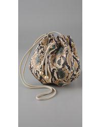 Zimmermann | Multicolor Snake Embossed Bag | Lyst