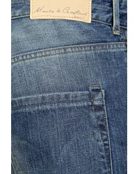 Levi's Blue Washed Jeans