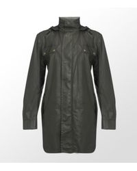 Belstaff | Military Green Waxed Cotton Roadmaster Jacket for Men | Lyst