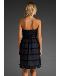 Marc By Marc Jacobs | Black Dea Dress | Lyst