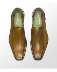 Oliver Sweeney | Brown Rome Leather Loafer for Men | Lyst