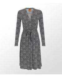 Tory Burch | Black Vanessa Dress | Lyst