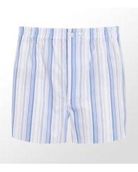 Zimmerli | Multicolor Stripe Cotton Boxer Short for Men | Lyst