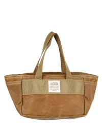 Filson | Brown Small Cotton Canvas Tote for Men | Lyst